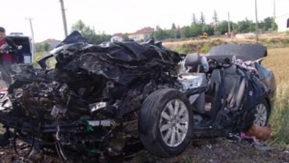 Konyada kaza: 7 ölü