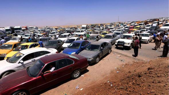 IŞİD Musulda kontrolü ele geçirdi