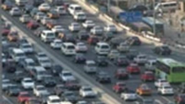 Türkiyedeki araç sayısı Çini geçti