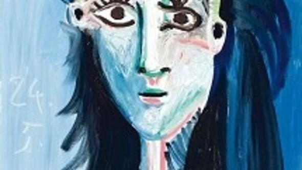 Picasso'nun eşine servet