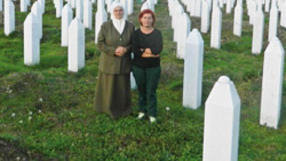 Hatice ile Amor Bosna'nın iki kahramanı