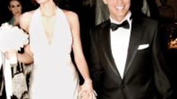Valentino imzalı nikah