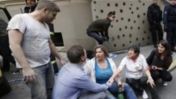 Pragda patlama: En az 55 yaralı