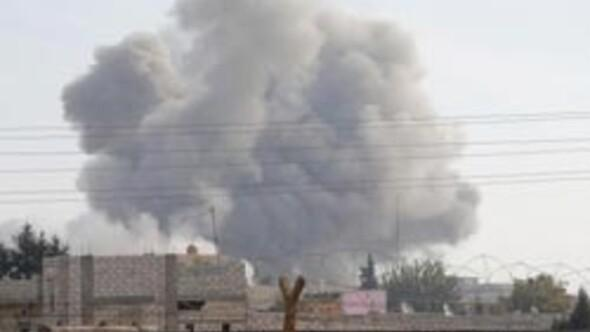 Suriye vurdu Türk jetleri havalandı