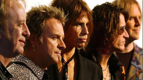 Aerosmith İstanbula ilk kez geliyor