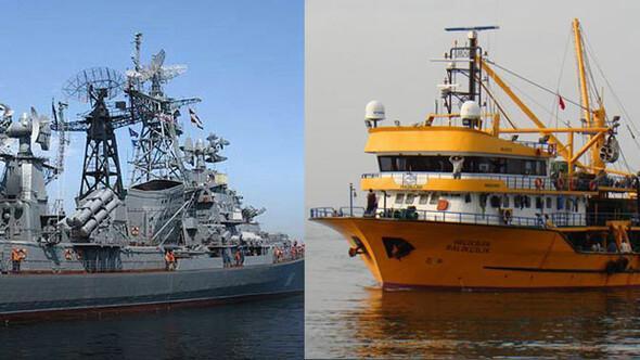 Rus gemisinden ateş açılan teknenin kaptanı konuştu