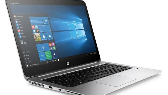HP en ince ve en hafif dizüstü bilgisayarını tanıttı