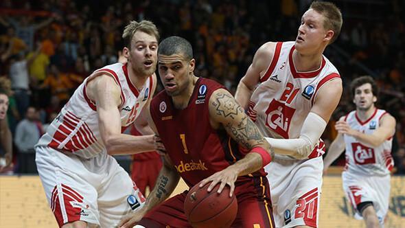 Galatasaray Odeabank: 103 - CAI Zaragoza: 68