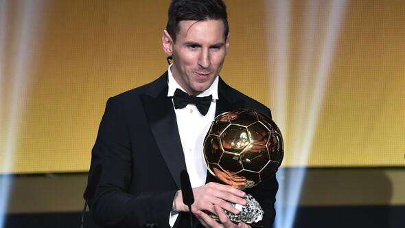 FIFAda yılın oyuncusu Lionel Messi