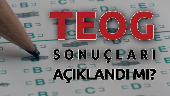 TEOG sınavları bugün açıklanacak