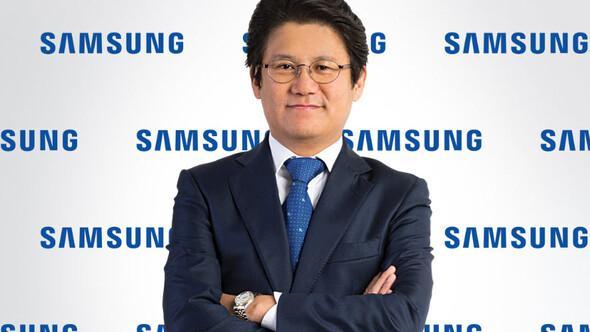 DaeHyun Kim Samsung Türkiyenin başına geçti
