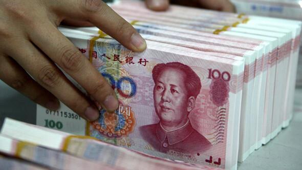 Çin kağıt parayı bitiriyor