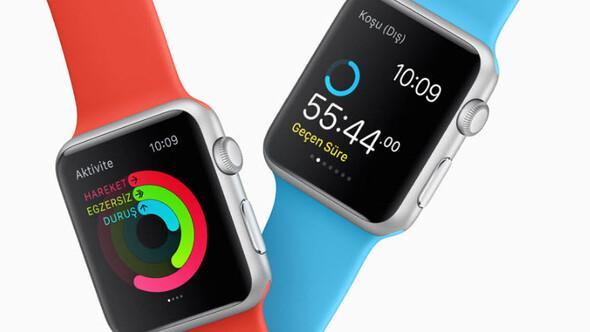 Apple Watch için sağlık ve fitness uygulamaları