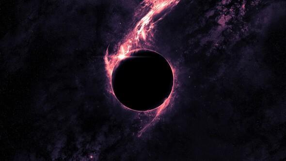 Kara deliklerde hayat var mı