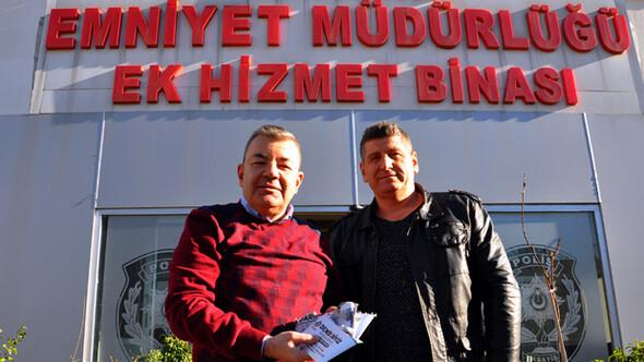 Belediye başkanlarının adını kullandı Antalyalı dövizciyi dolandırdı