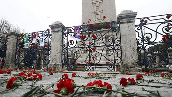 Terör kurbanları için mecliste saygı duruşu