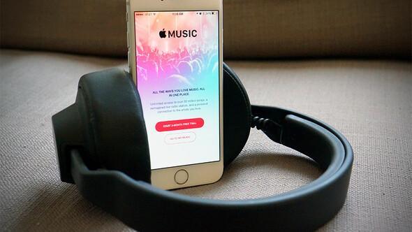 Apple Music Türkiyede yayına girdi