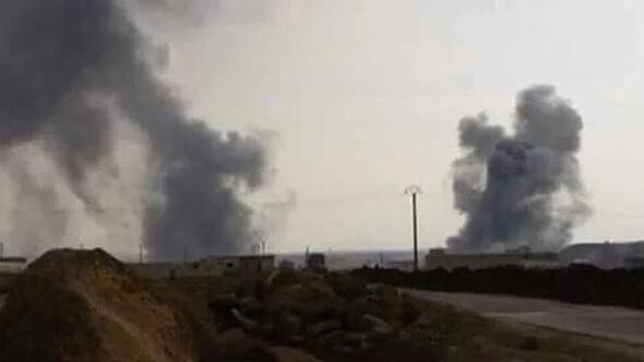 Türkiye, YPGyi Halepte top ateşiyle vurdu
