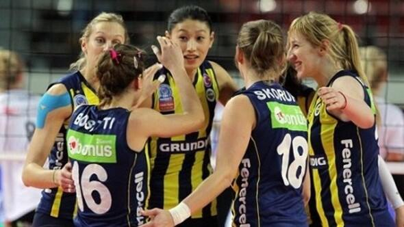 İmperial Hastanesi İdmanocağı: 0- Fenerbahçe Grundig: 3
