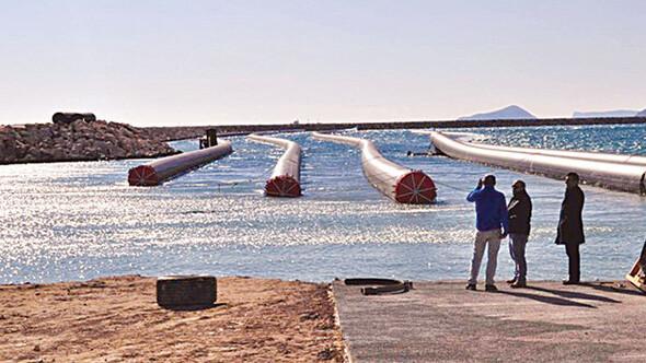 Asrın su projesinde KKTC ile işletme krizi