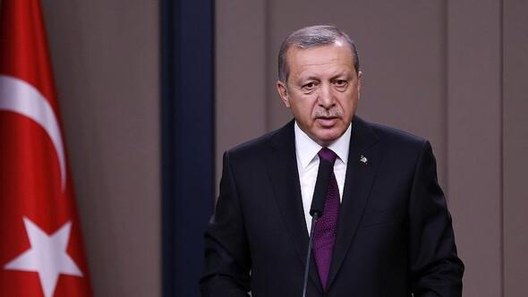 Cumhurbaşkanı Erdoğan: PYD ve YPG terör örgütüdür