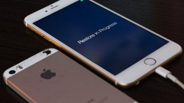 iPhoneları öldüren hata için düğmeye basıldı