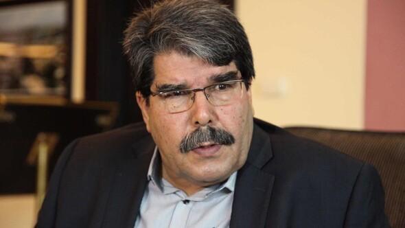 Terör örgütü PYD lideri Müslimden Ankara saldırısı açıklaması