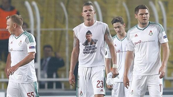 Lokomotiv Moskova, Dimitri Tarasova acımadı