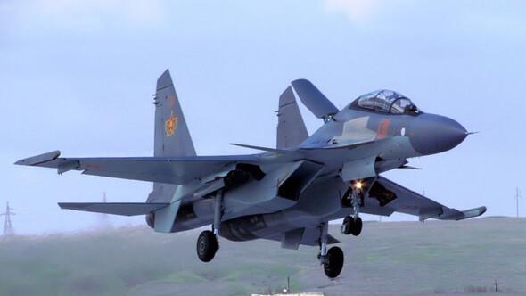 Rusyanın İrana savaş uçağı satışı