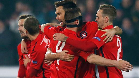 Midtjylland 2-1 Manchester United