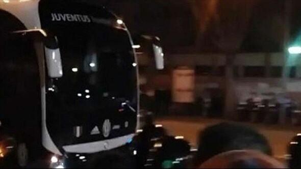 Juventusa bombalı saldırı