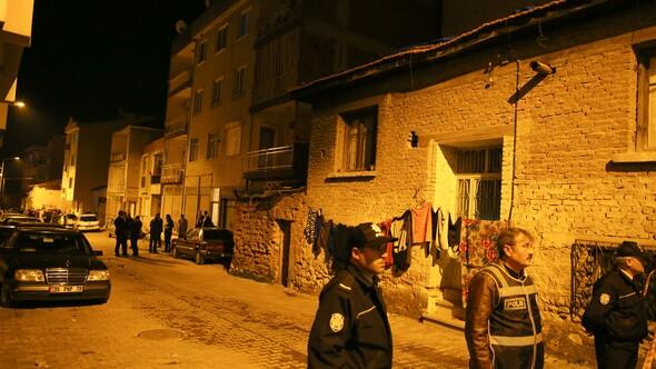 İzmirde jandarma komutanlığına terör saldırısı