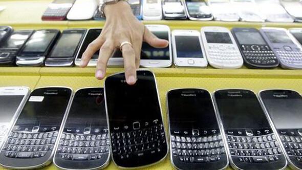 İthal telefona 15 yılda 23,4 milyar dolar harcandı