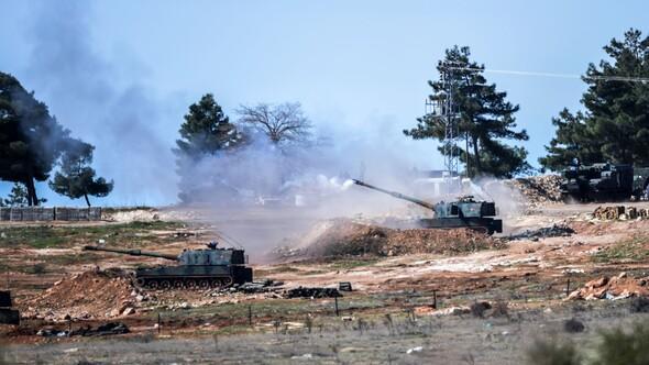 Türkiyeden YPGnin Türk tankları vuruyor iddiasına yanıt
