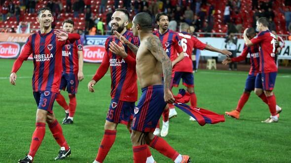 Mersin İdman Yurdu 1-0 Sivasspor