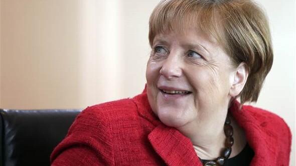 Almanya Başbakanı Merkel: Türkiye ile anlaşamazsak, Yunanistan bu yükü kaldıramaz