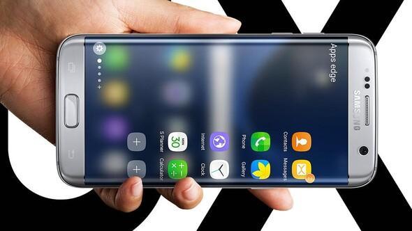 Galaxy S7 Edge için önemli güncelleme