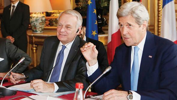 Suriye'de çözüm için yeni perde