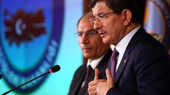 Başbakan Davutoğlu İçişleri Bakanı Aladan bilgi aldı