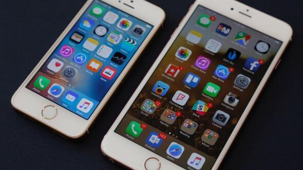 iPhone SE ile iPhone 6S karşılaştırması