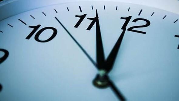 Saatleri ileri almayı unutmayın Yaz saati uygulamasına geçildi