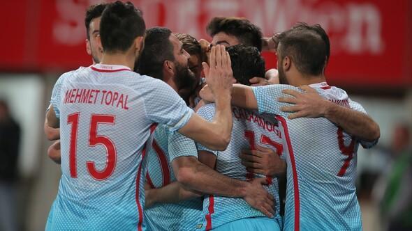 Avusturya 1-2 Türkiye