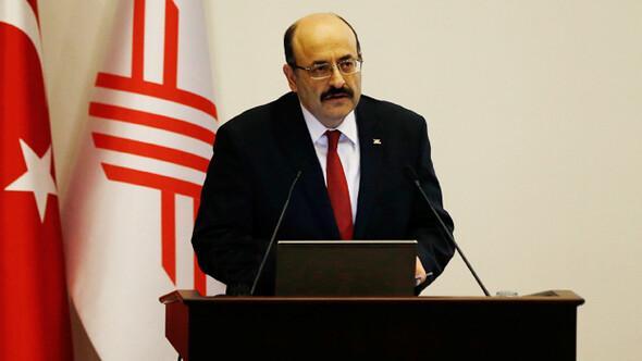 YÖK Başkanı Prof. Dr. Yekta Saraç: