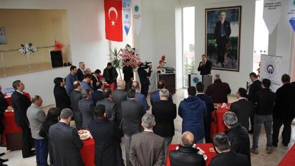 Arsin OSB KTÜ Teknoloji Transfer Ofisi açıldı