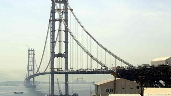 Osmangazi Köprüsü'nün geçiş ücretinde indirim!