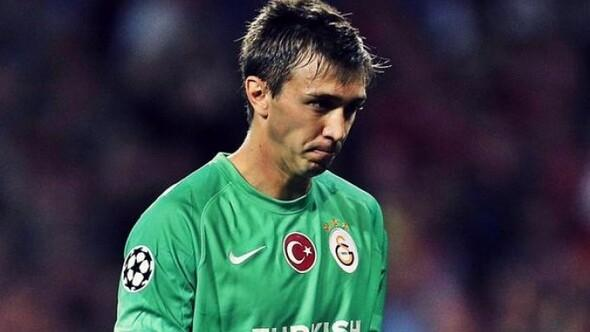 Galatasarayda kalecilere nazar değdi