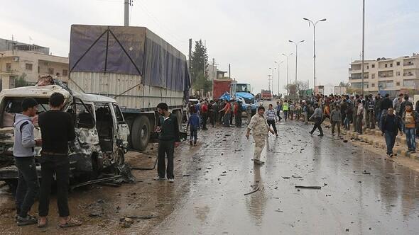 Azezde bomba yüklü araçla saldırı: 60 ölü