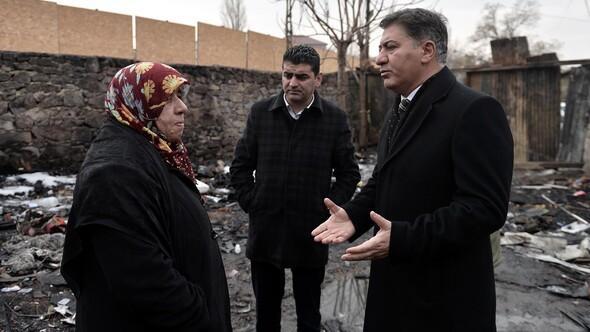 CHP'li Emir'den Yanarak Ölen Vatandaş Hakkında Basın Açıklaması