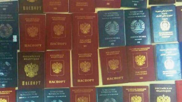 Emirin pasaportları