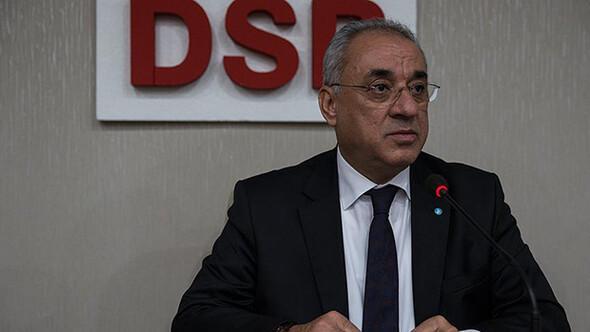 DSP referandumdaki tavrını açıkladı
